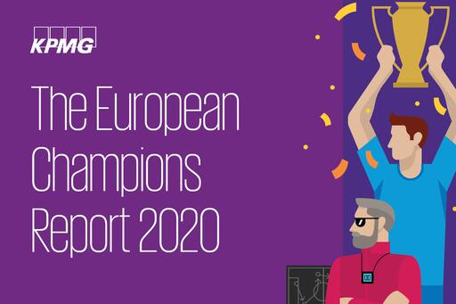 KPMG Football Benchmark's European Champions Report 2020