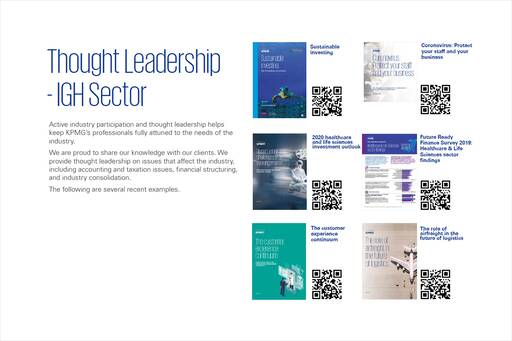 Global Thought Leadership Pack - March 2020