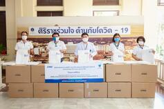 Generosity is endless — KPMG in Thailand continues its PPE and money donation to support frontline health care workers in fighting COVID-19 crisis.
