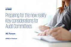 AC Forum Session 44: Preparing for the new reality:  Key considerations for  Audit Committees
