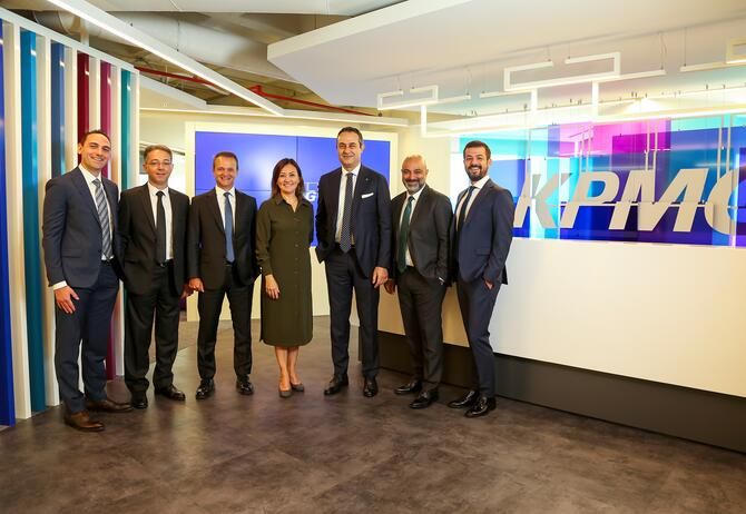 Five new partners for KPMG Turkey