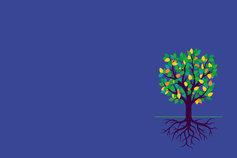 Cornerstone - Building confidence through internal audit - green tree with roots showing