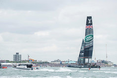 Land Rover Louis Vuitton America's Cup World Series