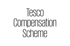 Tesco Compensation Scheme