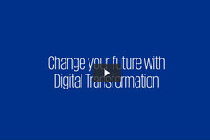 Change your future with digital transformation - HR