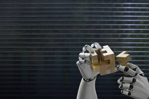 An Industrial Strategy for all - robot hand