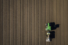 The Brexit Column archive a fresh perspective on the UK's exit from the EU - image of green tractor