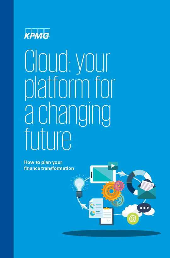 Cloud: your platform for a changing future