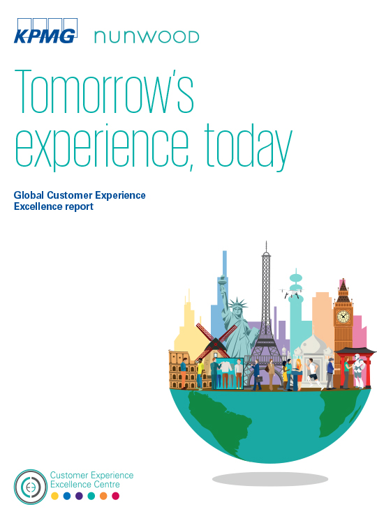 Global Customer Experience Excellence report