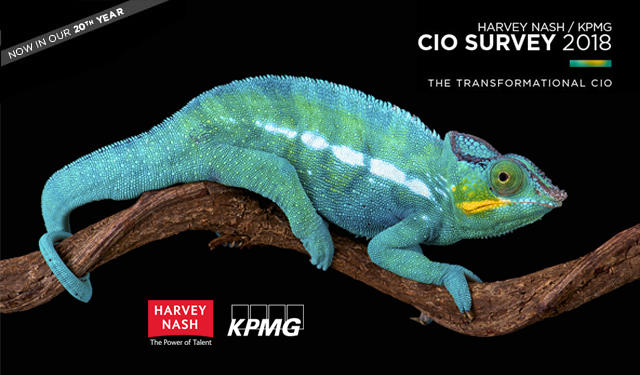 Harvey Nash / KPMG CIO survey: The Transformational CIO
