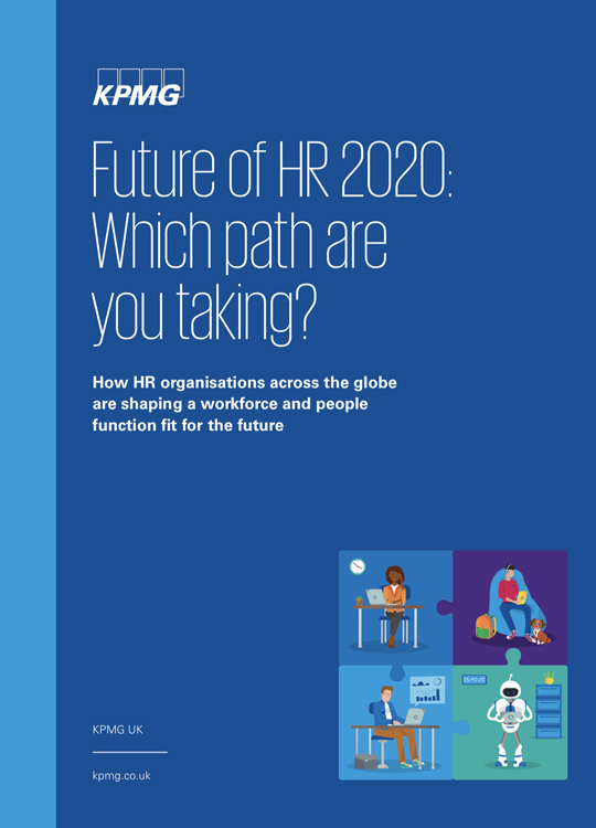 The Future of HR 2020