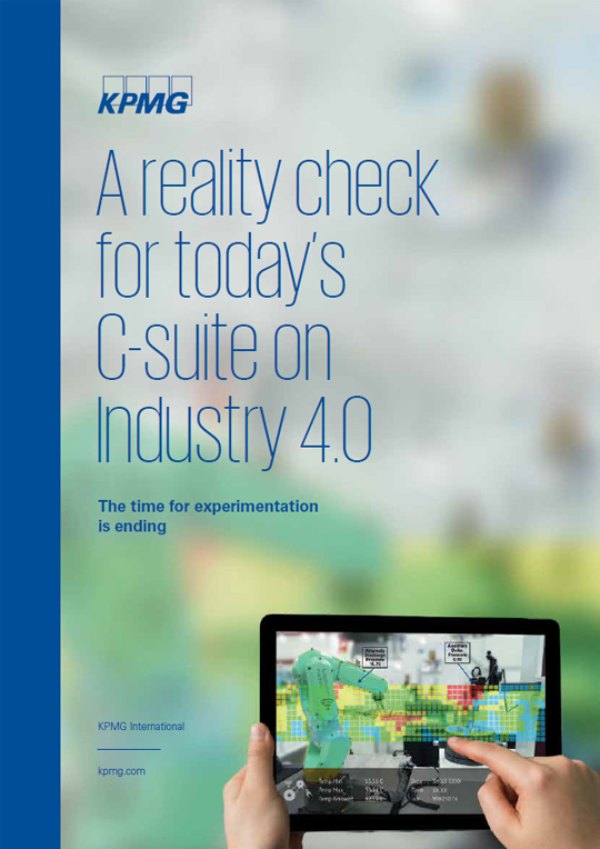 A reality check for todays C-suite on Industry 4.0