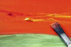 Our next Insight Dinner - paint brush