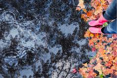 Autumn Budget 2018: Individuals overview, Image of girl in pink boots near lake