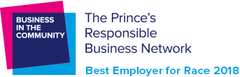 The Prince's Responsible Business Network: Best Employer for Race 2018