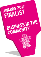 Business In The Community: 2017 Finalist