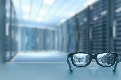 The ethical use of data in a digital economy - glasses