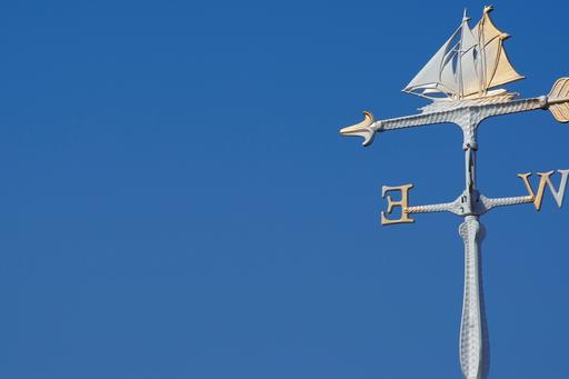 Fraud Barometer Annual Report: 2018 - photo of a weather vane