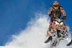 Recent changes to the CIR and M&A transactions - man on snowmobile