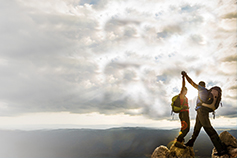 Why customer resolution really matters - Mountain Climbers