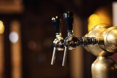 Craft brewers must create a refreshing strategy in a competitive market - photo of beer taps