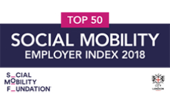 Social Mobility Employer Index