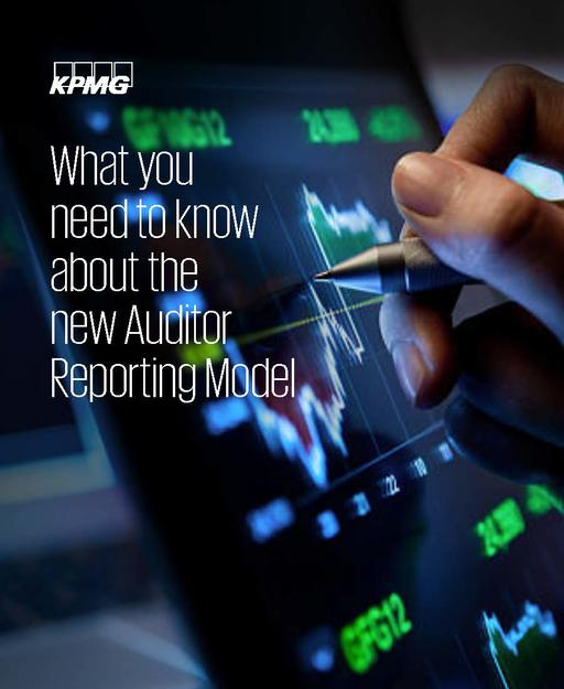 What you need to know about the new Auditor Reporting Model