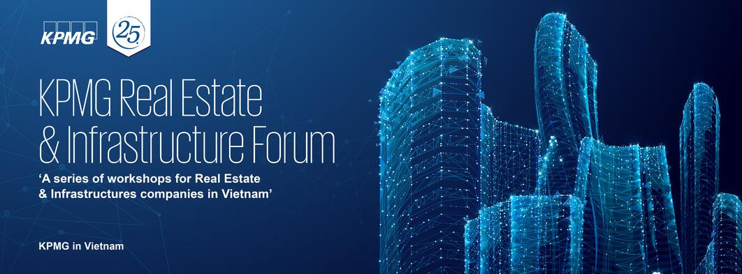 Real Estate & Infrastructure Forum | Session 1: : Project Management & Organization Governance at Hanoi