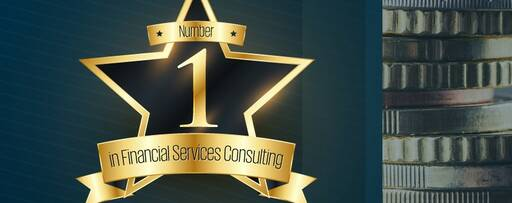 KPMG has been ranked No.1 in Financial Services Consulting