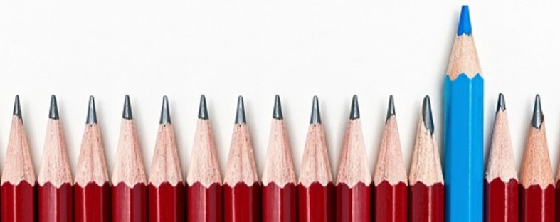 blue-red-pencil