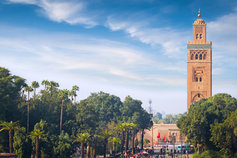 Mosque of the Marrakech