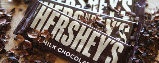 Hersheys chocolate bars