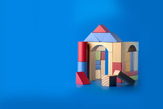 House building blocks