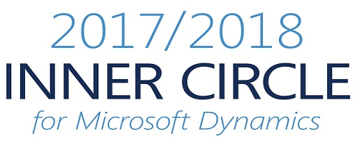 KPMG achieves the 2017-2018 inner circle for microsoft dynamics