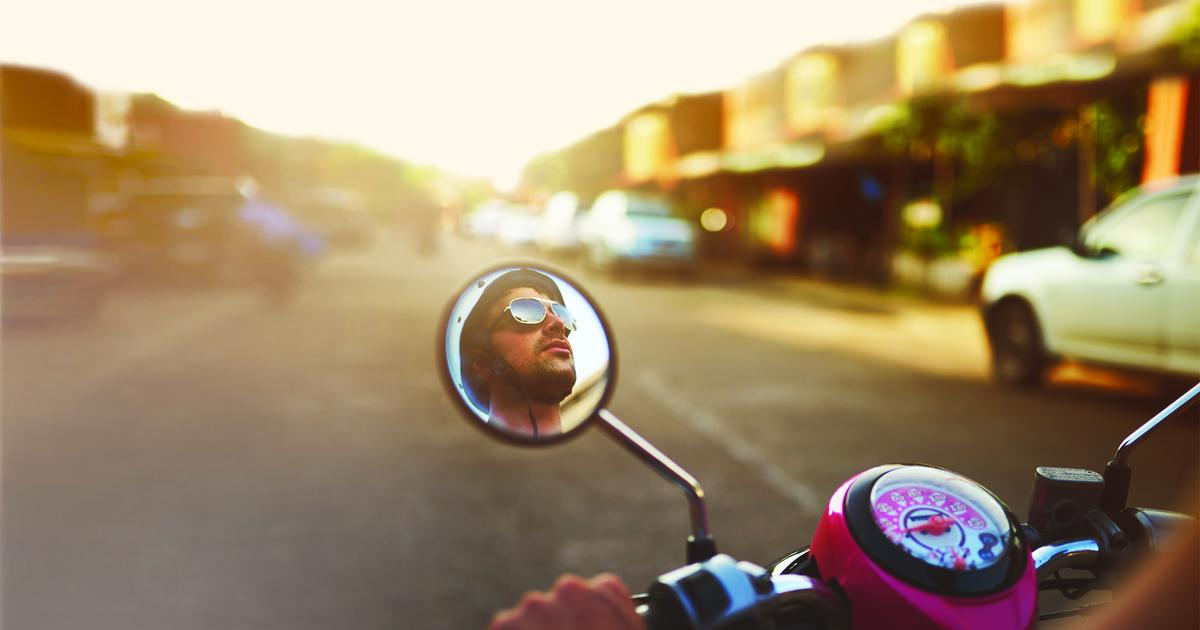 Why digital identity is now a board level topic kpmg global biker face in mirror malvernweather Choice Image
