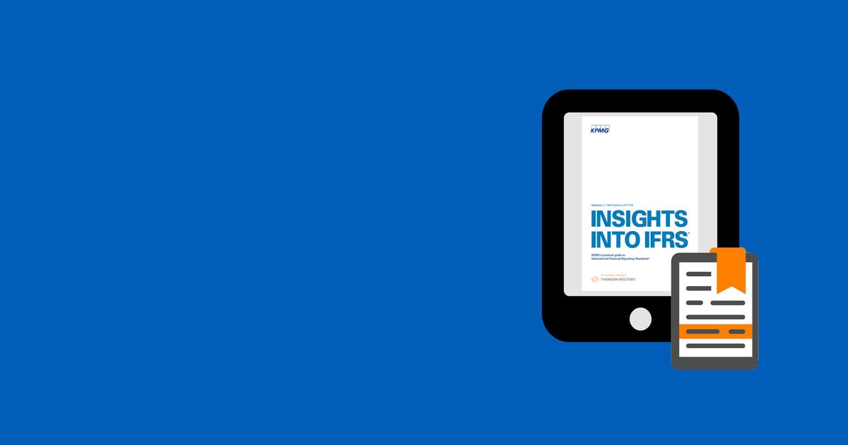 IFRS – Our latest thinking | KPMG | GLOBAL