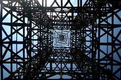 cage of iron