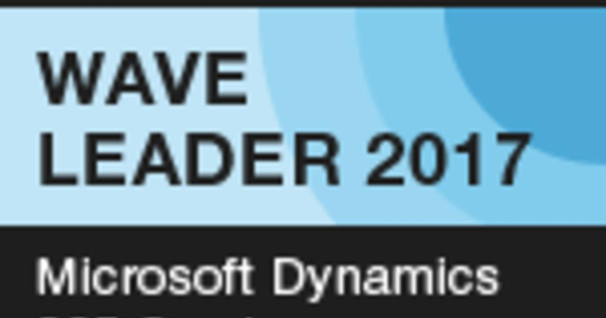 KPMG Named a Leader in Microsoft Dynamics 365 Services