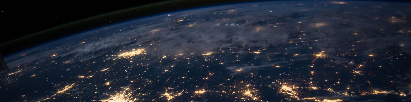 earth view from space