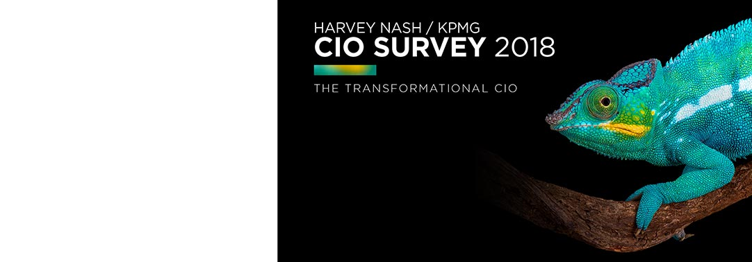 Harvey Nash/KPMG CIO Survey 2018