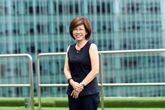 Aileen Tan, Chief Human Resources Officer at AIA Singapore