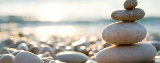 No stone unturned: Forensic data remediation services. photo of stones on a beach