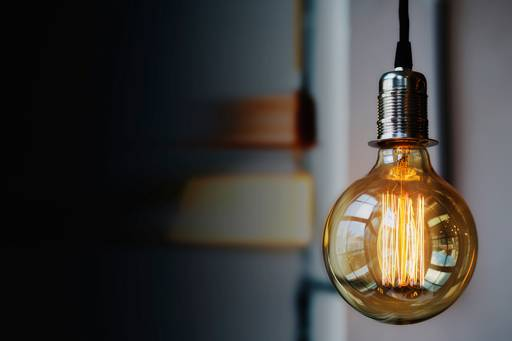 Demystifying Responsible Investment, Image of lightbulb