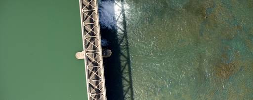 KPMG Sanctions Alert Classifier, Image of bridge