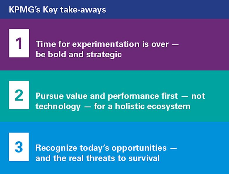 KPMG's Key take-aways