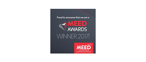 Advisory Services Company of the Year - Meed Awards, 2017