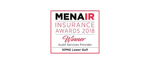 Best Audit Services - MENA Insurance Review's 2018