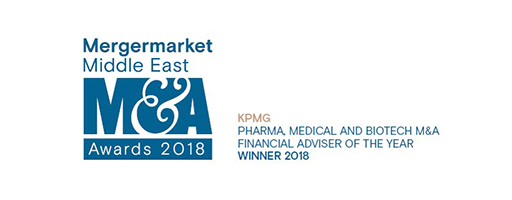 Pharma, Medical & Biotech M&A Financial Advisor - Middle East M&A Awards, 2018