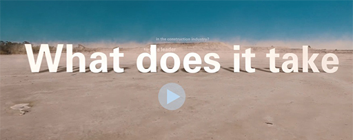 """Screenshot of barren land with """"what does it take"""" text"""