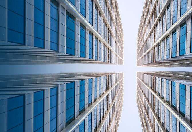 Building perspective